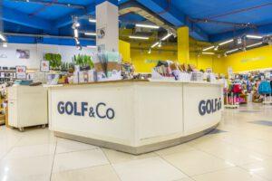 גולף אנד קו GOLF&CO גן שמואל
