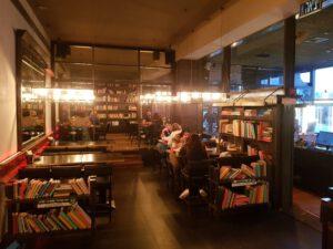 מסעדת הספריה באר שבע