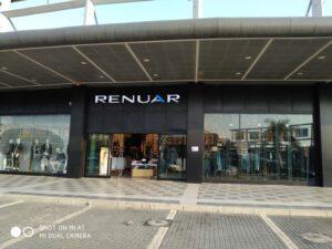חנות רנואר בקניון מבנה באר שבע