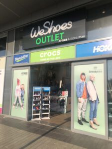 WE SHOES OUTLET חולון